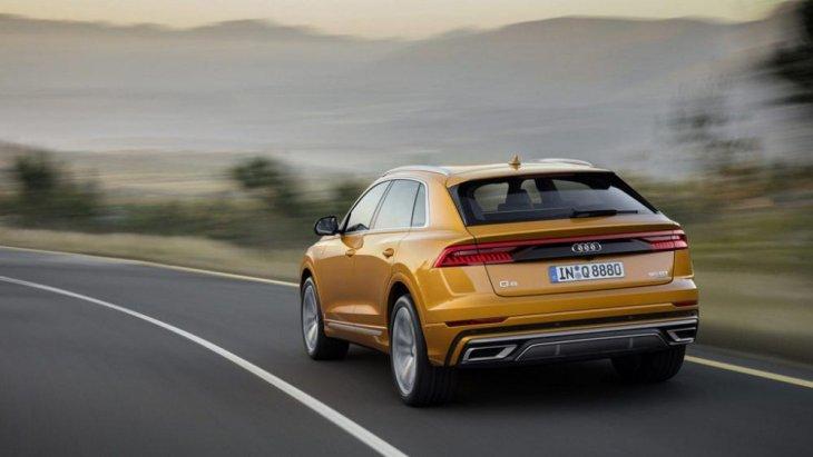 New Audi Q8 2019 Sporty SUV ที่น่าจับตามอง