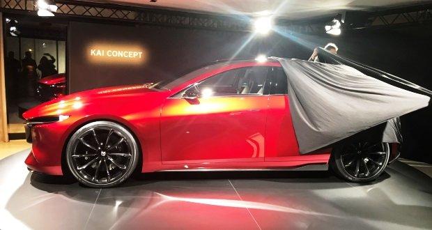 เปิดโฉม All New Mazda 3-X Skyactive 2019 ที่ใครๆต่างล่ำลือ