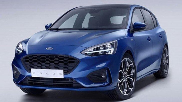ภายนอก Ford Focus 2018 โดดเด่นด้วยไฟหน้าแบบ Adaptive Front Lighting System ที่ติดตั้งมากับระบบ Predictive Curve Light ปรับองศาไฟหน้าก่อนเข้าโค้งได้ พร้อมทั้งระบบ Sign-based Light ที่ช่วยปรับองศาไฟหน้าตามป้ายจราจร