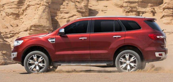 FORD EVEREST รถ SUV ที่มากกว่ารถ SUV ที่ไม่ใช่รถ SUV เพื่อการขับขี่และการเดินทางเท่านั้น แต่ FORD EVEREST  เป็นรถ SUV ที่ใส่สมรรถนะในการขับขี่มาเพื่อพร้อมลุยได้ในทุกการขับขี่ ทุกสภาพถนน แม้จะยากลำบากมากแค่ไหน FORD EVEREST ก็ไม่หวั่น