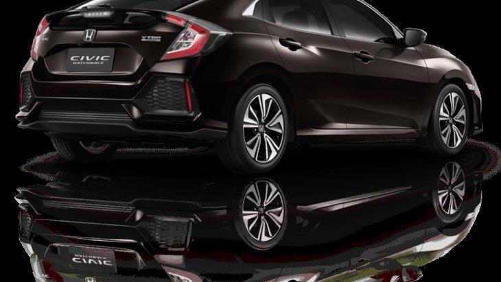 New Honda Civic Hatchback ได้ถูกออกแบบมาอย่างลงตัว ทั้งความสวยงาม ชุดแต่ง ระบบความปลอดภัย และสมรรถนะ  ที่ทั้งสวยหรูดูดีแนวสปอร์ตที่มาพร้อมกับความแรงแห่งสปิริตที่ไม่ต้องตามใคร