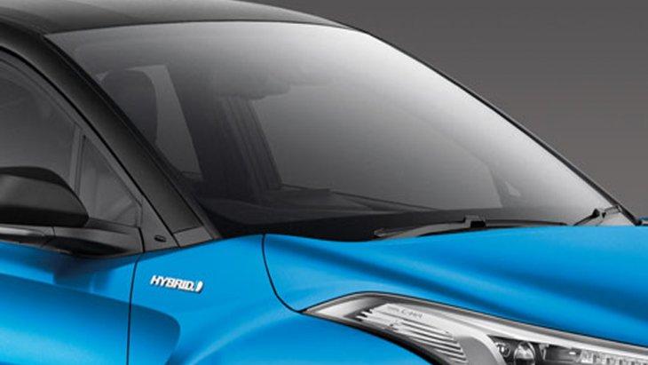 Toyota C-HR 2018 ให้ทุกการขับขี่ไร้เสียงรบกวนจากภายนอกด้วยกระจกบังลมหน้ากันเสียงรบกวนแบบ Acoustic Glass