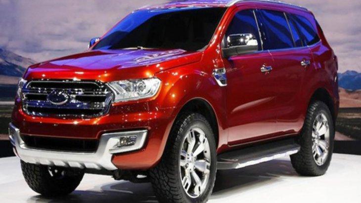 Ford Everest เพิ่มความสปอร์ตมากขึ้นด้วยชุดตกแต่งกันชนหน้า-หลังแนวสปอร์ต เสริมด้วยแชสซีส์ช่วงล่างสุดแข็งแกร่งติดตั้งระบบกันสะเทือด้านหน้าแบบอิสระปีกนก 2 ชั้น ส่วนด้านหลังเป็นแบบคอยล์สปริงพร้อมวัตต์ลิงค์