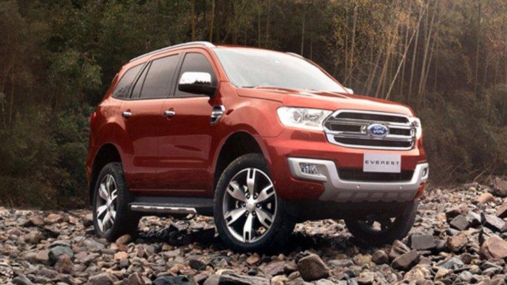 Ford Everest ให้ความโดดเด่นมากยิ่งขึ้นด้วยไฟหน้าแบบ HID Projector พร้อมชุดครอบโคมไฟหน้าปรับระดับสูง-ต่ำอัตโนมัติ