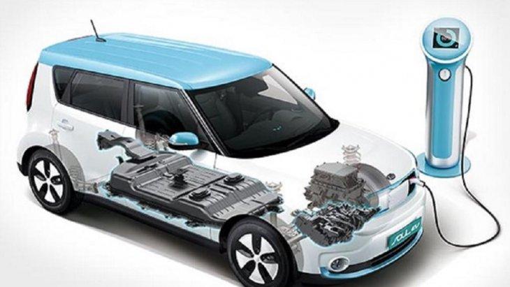 มอเตอร์ไฟฟ้า Permanent Magnet AC Synchronous แรงดันไฟฟ้า 375V  มีความปลอดภัยและประหยัดพลังงาน