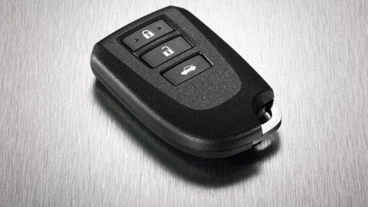 ปลอดภัยด้วยกุญแจป้องกันการโจรกรรม Immobilizer