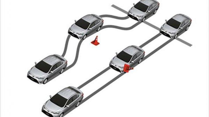 ระบบเบรก ABS (Anti-lock Braking System)ป้องกันล้อล็อก เมื่อเบรกอย่างกะทันหันในสถานการณ์คับขันทำให้สามารถควบคุมรถได้