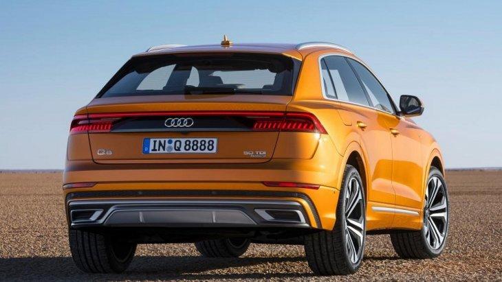 พร้อมทุกThe New Audi Q8 รถ SUV ขนาดใหญ่  พร้อมทุกสถานการณ์ ใช้งานได้หลากหลายทั้งออฟโรด ท่องเที่ยวพักผ่อนกับครอบครัว