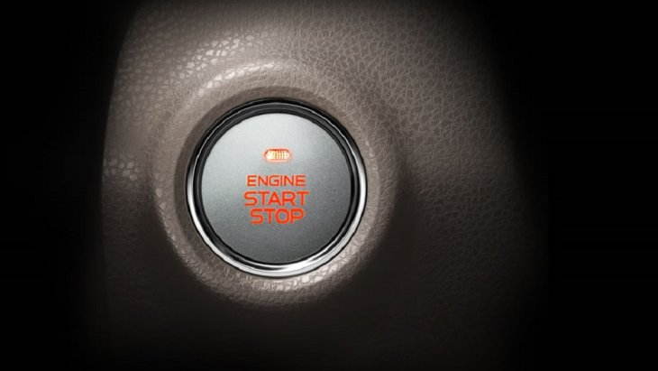 Push Start ระบบสตาร์ทเครื่องยนต์แบบอัจฉริยะเพียงปุ่มเดียว