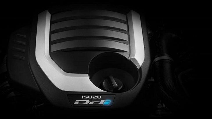 The New Isuzu MU-X  มาพร้อมกับเครื่องยนต์  ISUZU 1.9 Ddi Blue Power ให้กำลัง 150 แรงม้า แรงบิดสูงสุด 350 นิวตัน-เมตร
