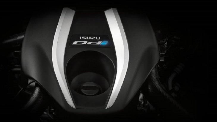 The New Isuzu MU-X  มาพร้อมกับเครื่องยนต์  ISUZU 3.0  Ddi Blue Power ให้กำลัง 177 แรงม้า แรงบิดสูงสุด 380 นิวตัน-เมตร