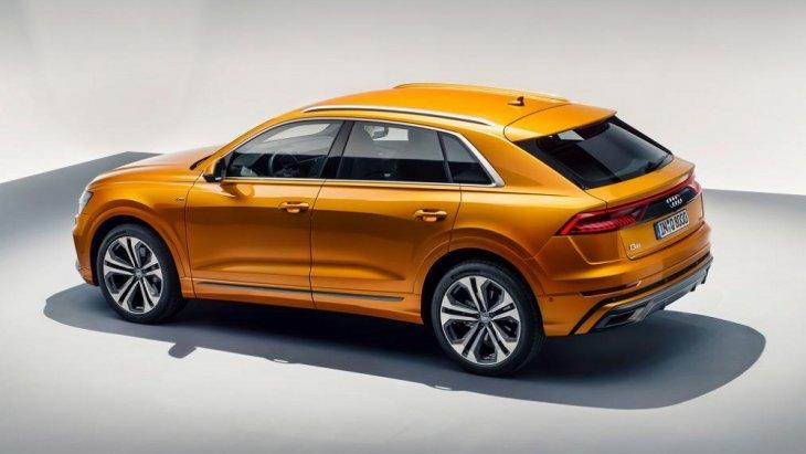 The New Audi Q8 ดูดีในทุกมุมมอง