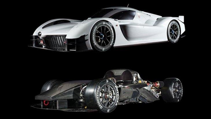 โปรเจกต์ไฮเปอร์คาร์ของ Toyota คงใช้เทคโนโลยีจากสนามแข่งเลอมังส์ดังที่ปรากฏใน Toyota GR Super Sport Concept