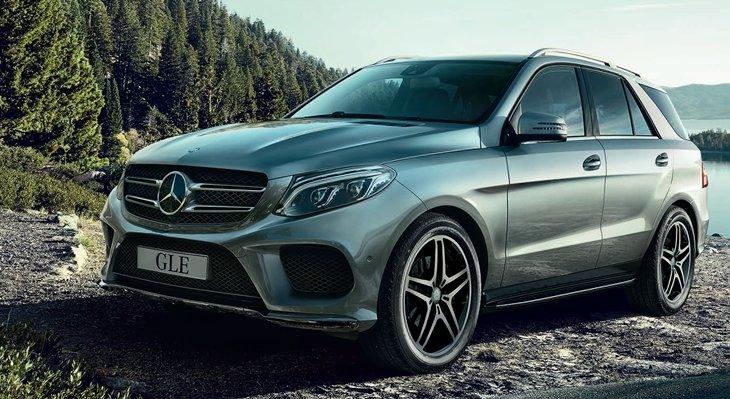 Mercedes-Benz GLE 500 e 4 Matic SUV ยานยนต์ ที่โดดเด่นด้วยรูปลักษณ์ ที่ทังสมัย พร้อมอวดสายตากับชาวโลก