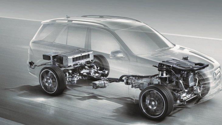 ขับเคลื่อนได้อย่างเต็มสมรรถนะ ด้วยระบบการขับขี่ แบบPlug-in Hybrid