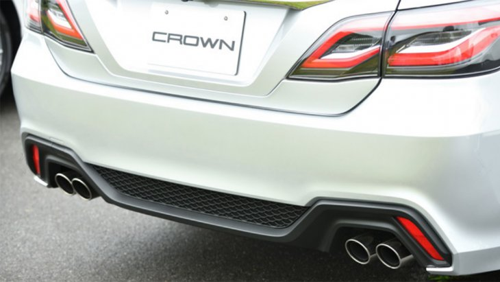 Toyota Crown 2018 โฉมใหม่
