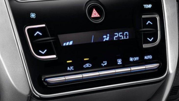 ระบบปรับอากาศอัติโนมัติ พร้อมจอ LCD