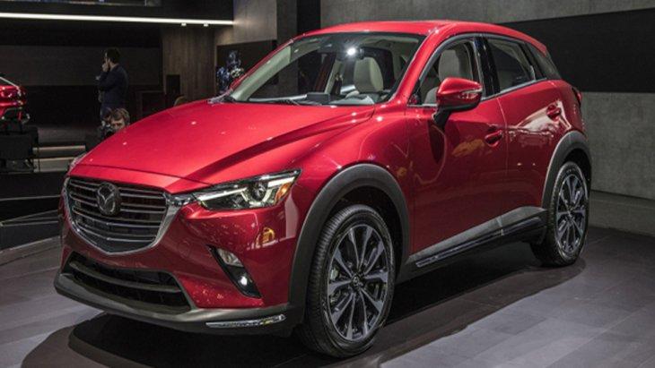 Mazda CX-3 2018 ถูกพัฒนาขึ้นภายใต้แนวคิด KODO DESIGN  ผสานความทันสมัยเข้ากับเส้นสายที่อ่อนช้อยตามแบบฉบับของรถญี่ปุ่น