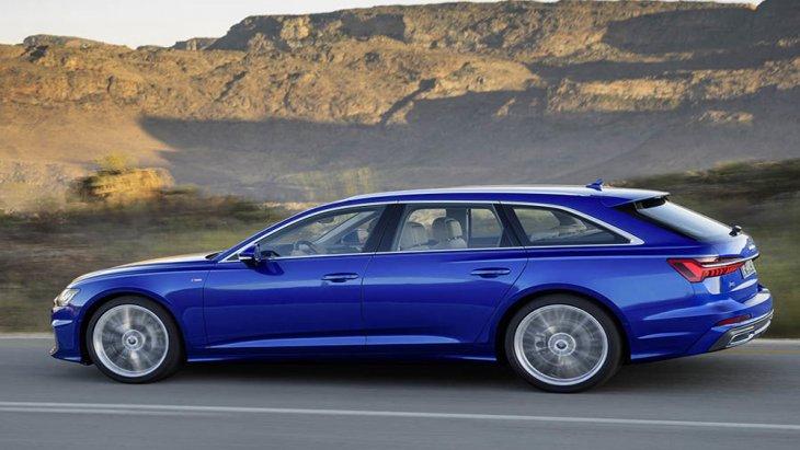 Audi A6 Avant 2018 เพิ่มความพิเศษในทุกทริปการเดินทางด้วยหลังคาซันรูฟแบบพาโนรามิค (Panoramic Sunroof)