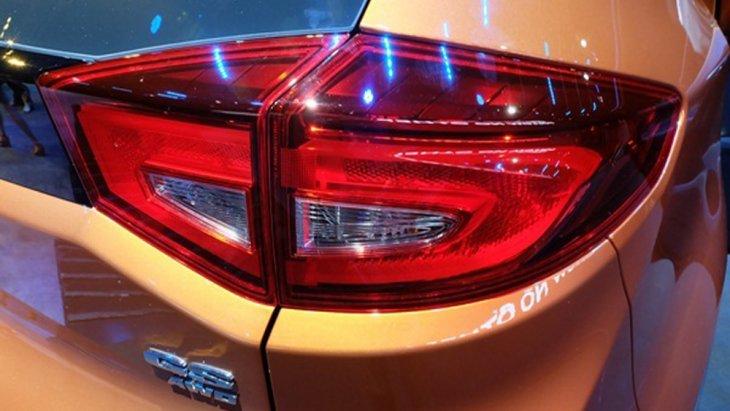 MG GS 2018 ติดตั้งไฟท้ายแบบ LED