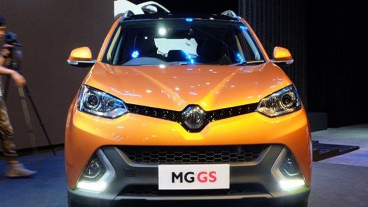 MG GS 2018 ให้แสงสว่างกลางวันด้วยระบบไฟแบบ (Daytime Running Lights)
