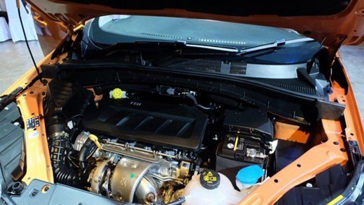 MG GS 2018 ได้รับการติดตั้งเครื่องยนต์ Turbo ขนาด 1.5 ลิตร 167 แรงม้า ที่ 5,600 รอบ/นาที แรงบิดสูงสุด 250 นิวตัน/เมตร ที่ 1,700-4,400 รอบ/นาที ผ่านเกียร์อัตโนมัติ TST 7 สปีด
