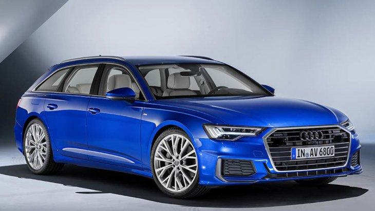 ช่วงล่าง Audi A6 Avant 2018 ใช้ระบบขับเคลื่อน 4 ล้อ แบบ Quattro All-Wheel Drive สามารถปรับองศาล้อหลังได้สูงสุด 5 องศา เพื่อการเข้าโค้งที่แม่นยำมากขึ้น