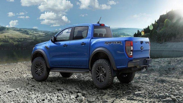 Ford Ranger Raptor มาพร้อมระบบขับเคลื่อน 4 ล้อ Terrain Management System (TMS) ถึง 6 รูปแบบ ให้ความมันส์เต็มที่กับนักขับสายออฟโรด