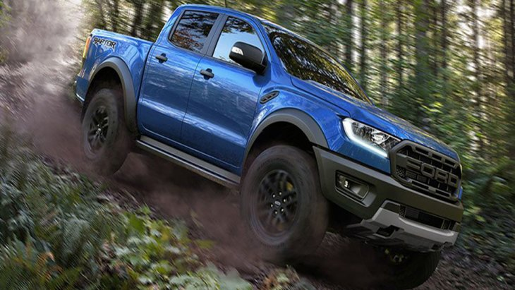 Ford Ranger Raptor 2018 ติดตั้งระบบควบคุมความเร็วขณะขับในทางลาดชัน Hill Descent Control (HDC) ประสานงานร่วมกับระบบช่วยออกตัวขณะจอดรถบนทางลาดชัน Hill Launch Assist (HLA)