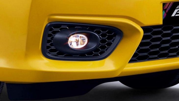 Honda Brio 2018 ใช้โคมไฟหน้ามัลติรีเฟล็กเตอร์ กับฮาโลเจน มีไฟเดย์ไลท์ LED