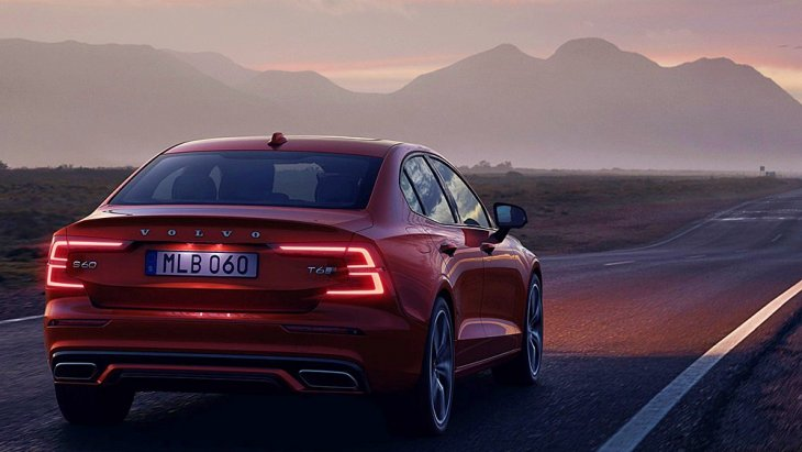 All-new Volvo V60 ปี 2018 คือว่าที่คู่แข่งของ Audi A4 Avant
