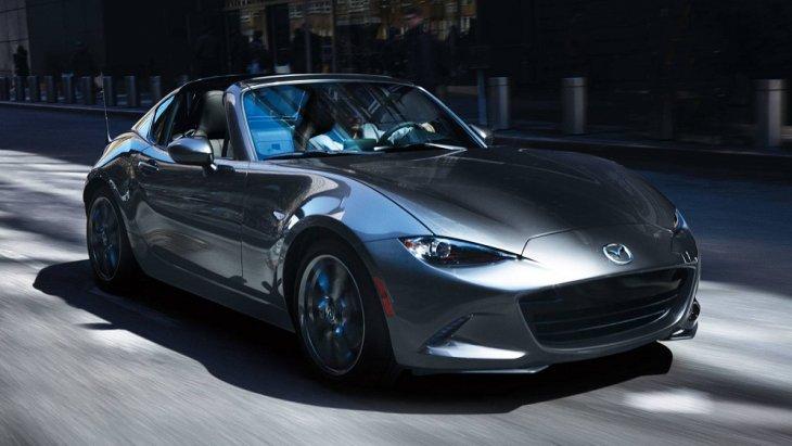 เริ่มที่ $31,910 !!! Mazda MX-5 RF 2018 เวอร์ชั่นอัพเกรด