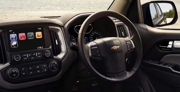 ครบครันไปด้วยเทคโนโลยีที่ทันสมัยและชาญฉลาดอย่าง Chevrolet MyLink ระบบเชื่อมต่อการสื่อสาร และความบันเทิง