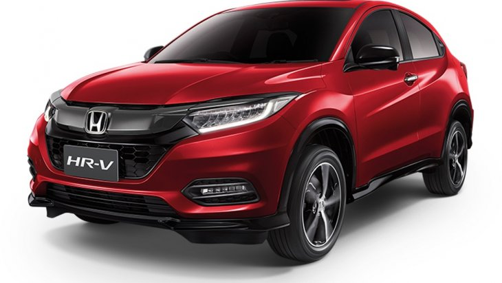 NEW HONDA HR-V 2018