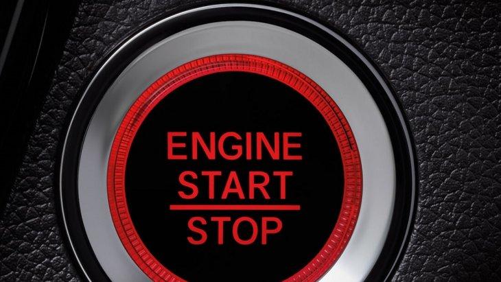 ระบบสตาร์ทเครื่องยนต์แบบอัจฉริยะ One Push Ignition System