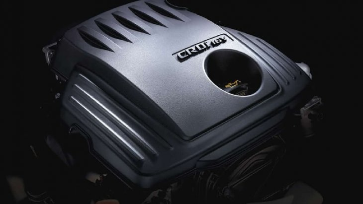 Hyundai H-1 มาพร้อมกับเครื่องยนต์ 2.5 CRDI Diesel Engine ที่ให้พลังสูงสุด 175 แรงม้า แรงบิด 441 นิวตัน-เมตร