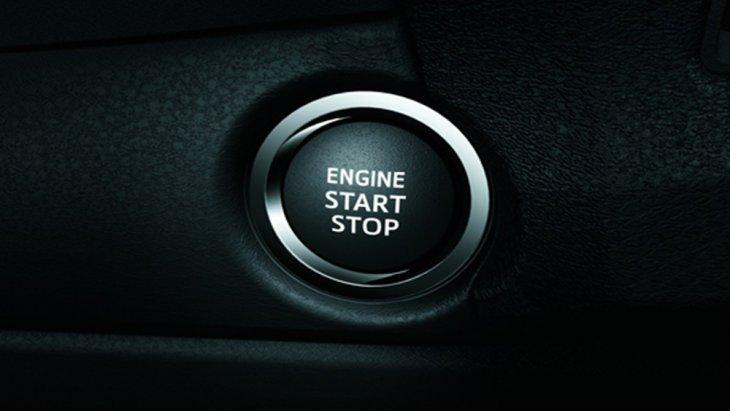 ปุ่มสตาร์ทเครื่องยนต์อัจฉริยะ Push Start