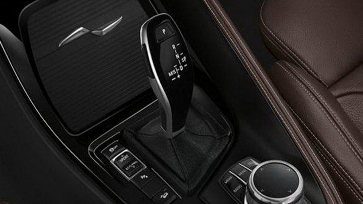 BMW X1 มาพร้อมกับระบบเกียร์อัตโนมัติ 8 สปีด พร้อม Steptronic