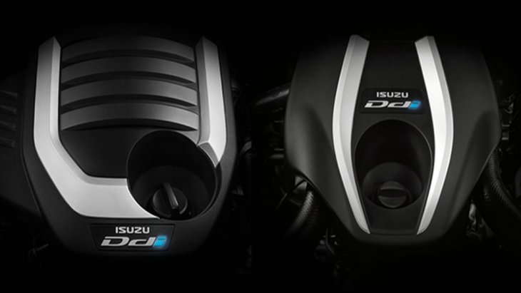 Isuzu MU-X  The Iconic 2018 มากับทางเลือกรูปแบบเครื่องยนต์ถึง 2 รุ่นด้วยกันได้แก่ เครื่องยนต์ดีเซล ขนาด 1.9 ลิตร และ เครื่องยนต์ดีเซล ขนาด 3.0 ลิตร