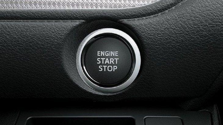ระบบสตาร์ทอัจฉริยะ Push Start