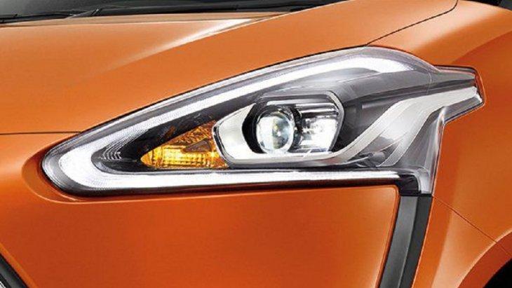 ไฟหน้าโปรเจคเตอร์ Bi-Beam แบบ LED พร้อมไฟหรี่แบบ LED