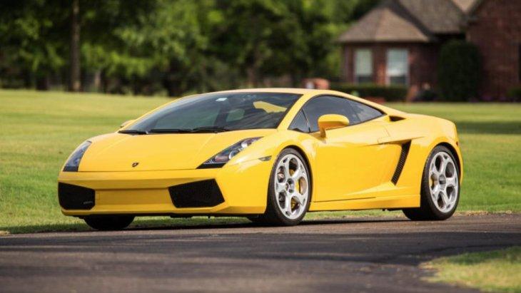 Lamborghini Gallardo 2004 ถือเป็นต้นกำเนิดของกระแสรักรถ Super Cars