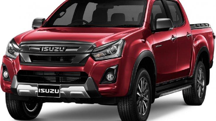 ISUZU V-Cross MAX 4X4 ขีดสุดแห่งนวัตกรรมเปลี่ยนโลกสปอร์ตออฟโรด