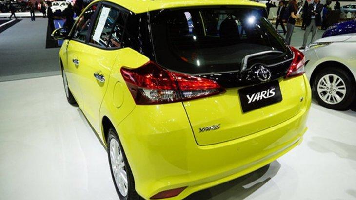 Toyota Yaris 2018 ให้ทุกการขับขี่สร้างความประทับใจผ่านไฟท้ายแบบ LED Light Guiding