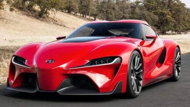 Toyota Supra 2019 ที่ได้รับการเผยแพร่ล่าสุดจากทาง Toyota