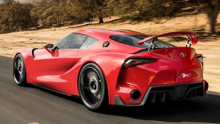 แน่นอนว่า สำหรับ Toyota Supra นั้นได้รับการพัฒนาควบคู่ไปกับ  BMW Z5 Roadster ตัวมันส์ของทาง BMW และได้รับการพัฒนามาจาก Toyota FT-1 ตัว Concept