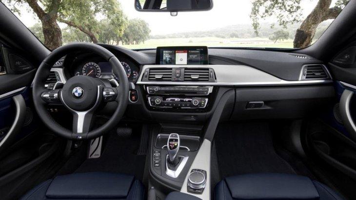 พวงมาลัยหนังมัลติฟัก์ชั่น BMW Individual