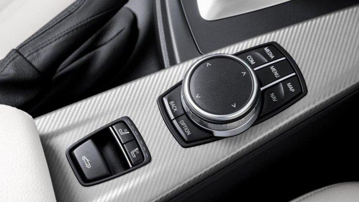 ปุ่มควบคุมระบบต่างๆภายในรถ
