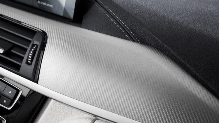 ดีเทลภายในของ BMW 4 Series Coupe 2018
