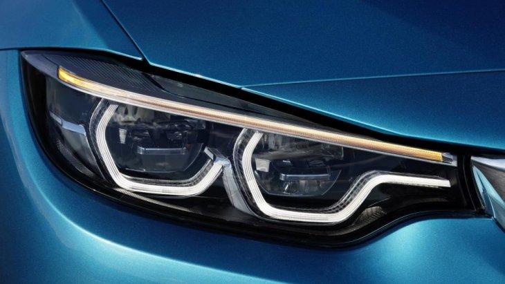 ไฟหน้ามาพร้อมกับไฟหน้า LED รูปแบบใหม่ที่ได้พัฒนาในส่วนของการให้ความสว่าง
